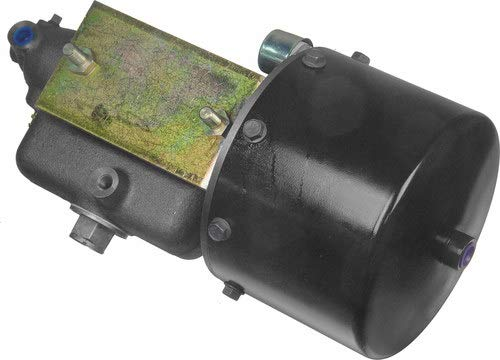 Wagner Power Cluster Solid Piston in The Master Cylinder 7 Inch