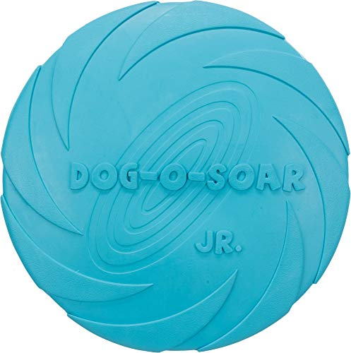 Trixie 33501 Dog Disc, Naturgummi, ø 18 cm