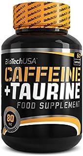 Biotech USA Caffein & Taurine / Power Force 60 Capsules