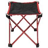 Alliage d'alliage Portable Tabouret Pliant Plage Camping Chaise Sac 600d Oxford Tissu randonnée en Plein air pêche 2020 Pas Cher