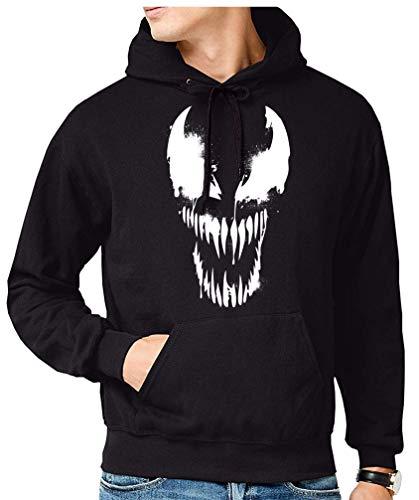 Sudadera de Hombre Spiderman Venom Duende El Hombre araña 018 XL