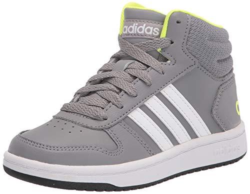 adidas,Unisex-Youth,Hoops Mid 2.0,G…