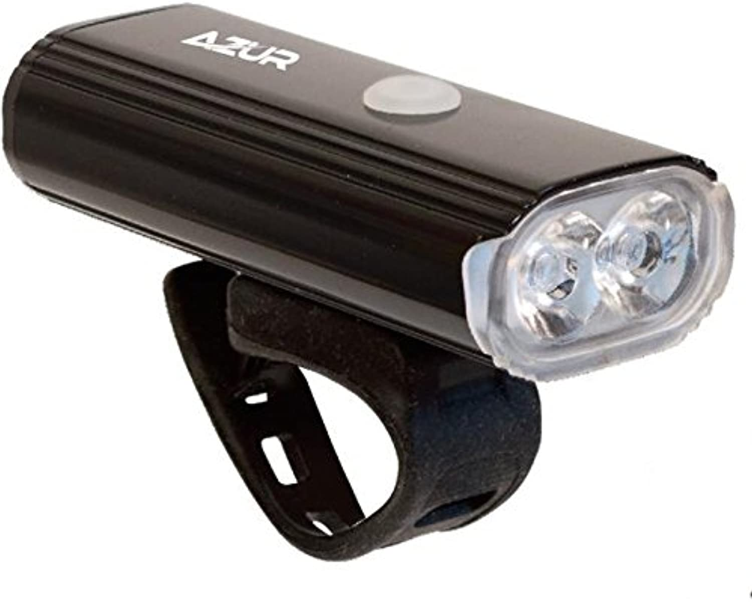 Azur 750 Lumens USB Front Bike Light