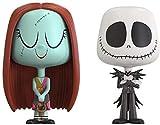 Figuras Vynl Disney Nightmare Before Christmas Sally y Jack
