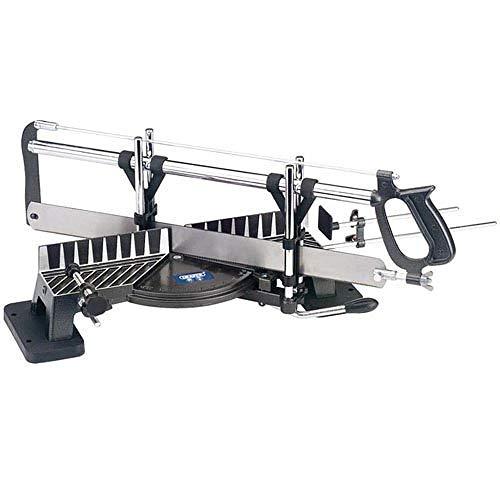Draper 88192 - Sierra ingletadora de precisión (550 mm)