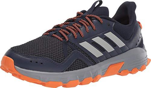 adidas Running Rockadia Trail Legend Ink/Grey Two/Orange 10