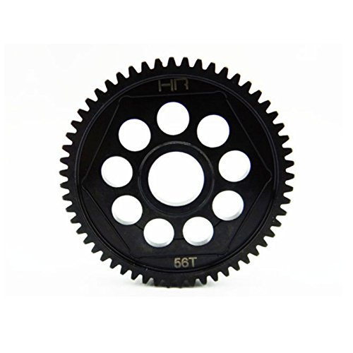 Hot Racing SYET256T Steel Spur Gear 56 Tooth 32 Pitch - Axial Yeti and Scx
