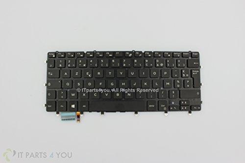 Original Dell Inspiron 7347/7348/7359Hintergrundbeleuchtung Französisch Tastatur: mmyv4/0mmyv4