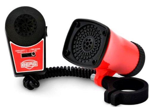 Berg Toys 16.24.10 - Sirena para triciclo, color rojo , color/modelo surtido