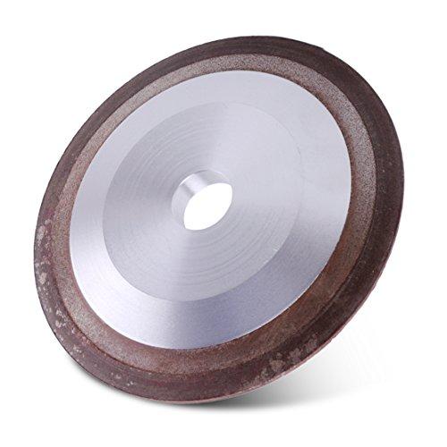 100mm muela de rectificar tipo diamante disco 150Grit para procesamiento molinillo de cortador de hoja de sierra