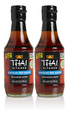 Thai Kitchen Premium Fish Sauce 6.76 Oz (Pack of 2)