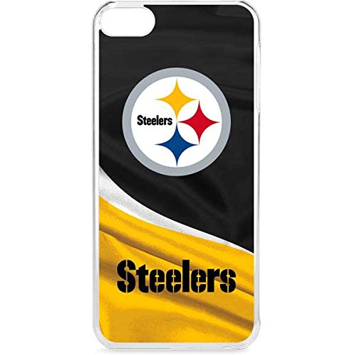 Skinit LeNu MP3 Player Case for iPod Touch 6th Gen - Officially Licensed NFL Pittsburgh Steelers Design