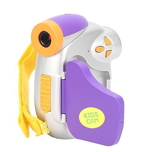 Exliy Digitalkamera für Kinder, 5MP HD Kids Digitalkamera mit 1,5-Zoll-Bildschirm, Kinderkamera Kinder Digitalkameras für Jungen Mädchen Geschenk