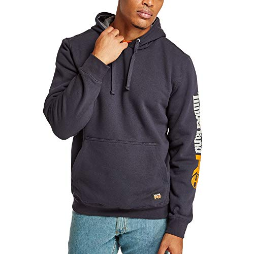 Timberland PRO Mens Hood Honcho Hooded Sweatshirt blue Medium