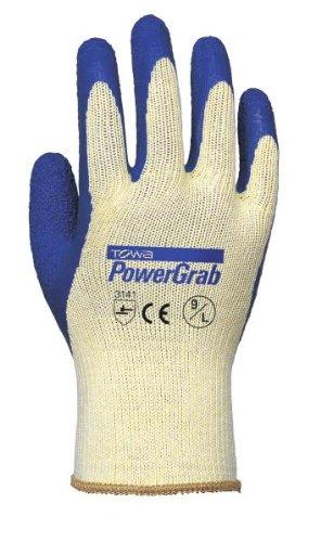 Kerbl 297203 Polyester/Baumwolle Powergrab Handschuh, Gröÿe, 9