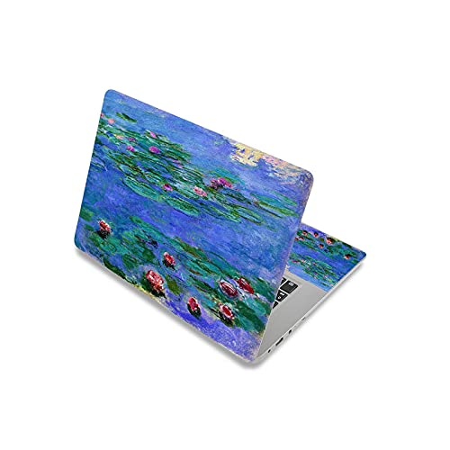 Peach-girl - Adhesivo decorativo para ordenador, vinilo de pintura al óleo para coche, para HP/ASUS/Air-Laptop Skin 5-Custom