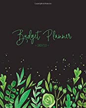 Undated Budget Planner: Monthly Financial Organizer | Weekly Daily Spending Sheets | Debt - Bills - Savings Trackers | Mod...