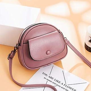 weichuang Bolso de mano de moda de diseñador de las mujeres bolso de hombro de cuero de la PU Crossbody Bandolera Bolsas d...