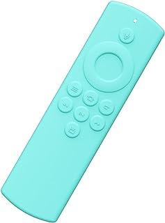 Compatible with Fire TV Stick Lite Remote Case Protective Cover Fire TV Stick Lite Remote Cover Replacement Anti Slip Sili...