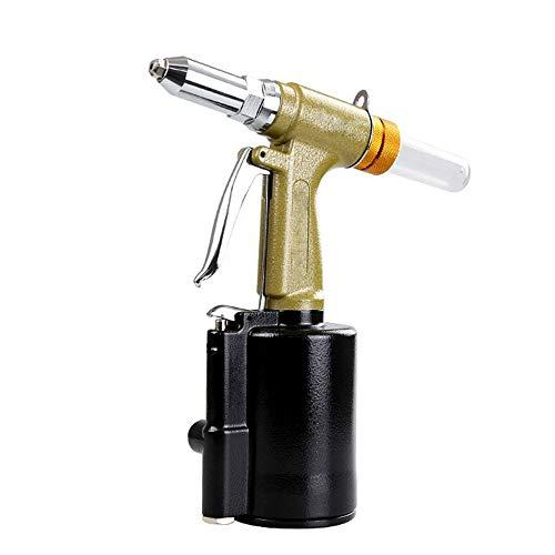 Pistola de remache neumática, pistola de remache especial de remachado de chapa de grado industrial herramienta