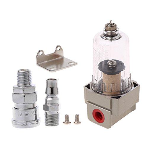 ZJL220 Filtro de trampa de agua para compresor de aire comprimido AF2000-02 de 1/4'