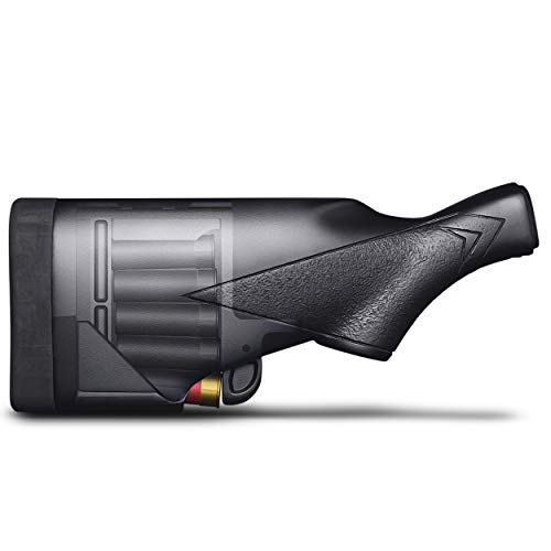 TACTALOAD Flash-5 Stock with Integrated Magazine Loader - 5 Shell Holder, Patented Next Generation Stock Never Before Seen -Fits Mossberg 500, 535, 590, 600, 835 and Maverick 88