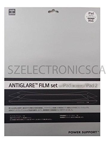 アンチグレアフィルムセット for iPad2 PIS-02