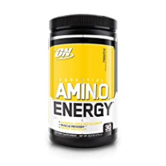 AMINO BLEND – a perfectly blended mix of amino acids to aid in muscle recovery* ENERGY BLEND – with 100mg of caffeine coming from green tea and/or green coffee extracts to supply you with a boost of energy to help you get through the day or a gruelin...