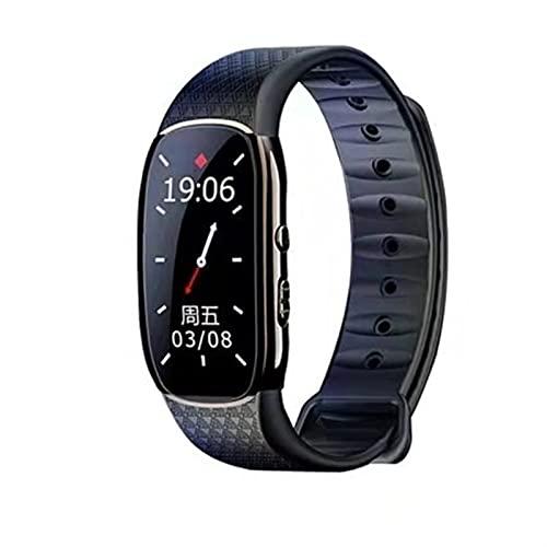 Damian-Sewing Smartwatch 90 modalità di Allenamento Impermeabile Schermo Durata della Batteria di 14 Giorni Monitor del Sonno Unisex