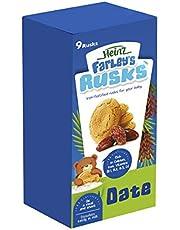 Heinz Farleys 150g Date Rusks Milk Based, 6+ Months