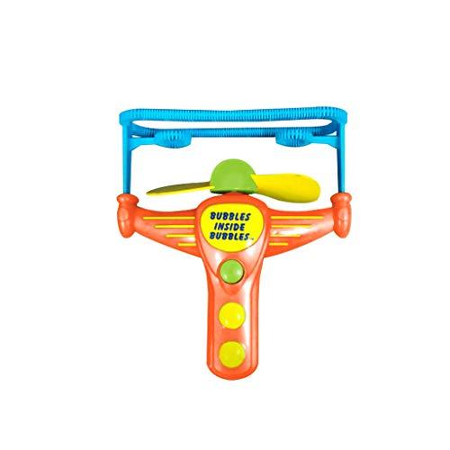 Sulifor Kinderspielzeug im Freien, elektrische Blasenmaschine, elektrische Blasenmaschine, Blasenmaschine, automatisches Gebläse, Kinderspielzeug im Freien