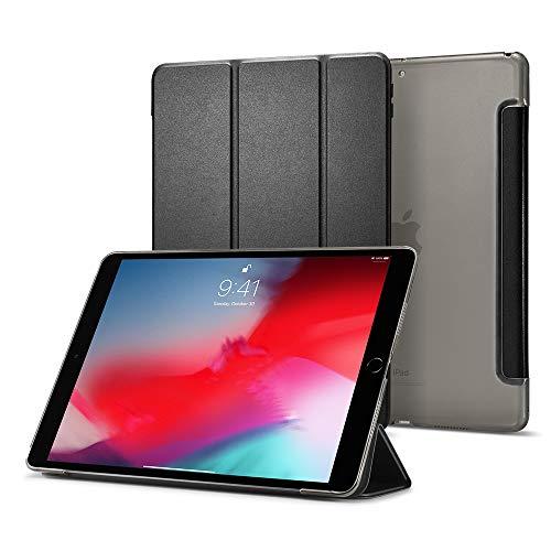 Spigen Smart Fold Compatible con iPad Air 3 Funda (2019) - Negro