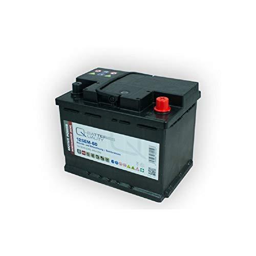Versorgungsbatterie 12V 60Ah Antrieb Solar Wohnmobil Boot Mover Schiff Batterie kompatibel zu FF 12 050, 955 01, 955 02, LFD60
