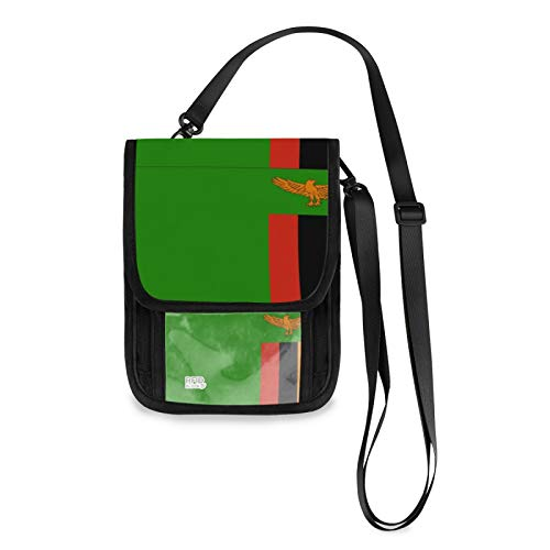 {Name} RFID Blocking Small Crossbody Bags Cell Phone Purse Wallet with Credit Card Slots