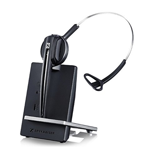 Sennheiser D 10 USB ML, Office-Headset DECT