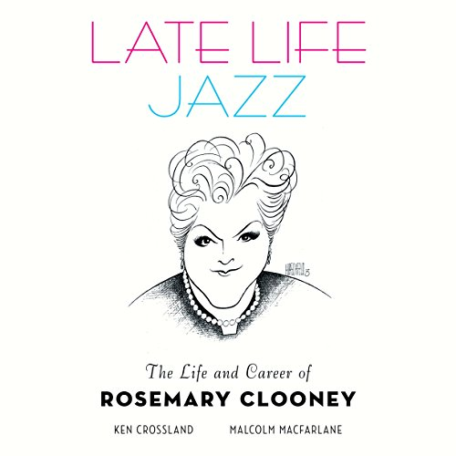 Late Life Jazz audiobook cover art