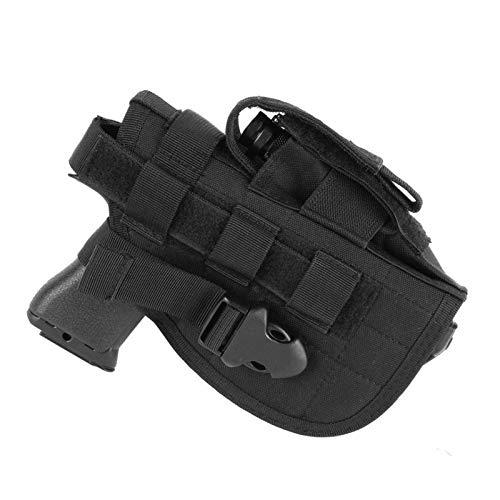 XFC-QGD、 マグポーチモールシステムピストル拳銃ホルダーと戦術クイックリリースガンホルスター