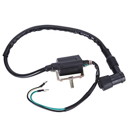 Bobina de encendido de repuesto, módulo de bobina de encendido de 12 V para 50CC 70CC 90CC 110CC 125CC Pit Dirt Bike ATV