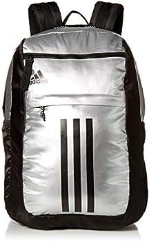 adidas Unisex League 3 Stripe Backpack