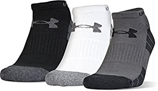 Under Armour Men's Elevated Performance No Show (3 Pack)
