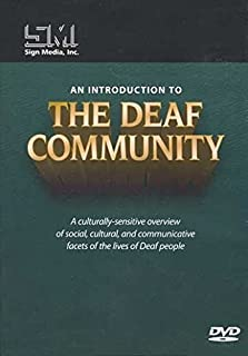 Harris Communications DVD289 an Introduction to The Deaf Community