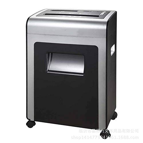 Great Features Of FEE-ZC 8 Sheet Cross Cut Shredders Large for Personal Or Executive Use, 21 Litre B...