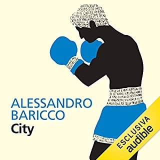 City audiobook cover art