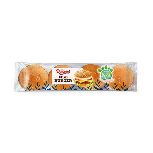 Dulcesol Miniburger - 8 x 190 gr