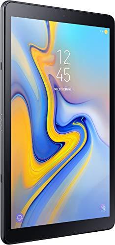 Samsung T590 Galaxy Tab A 10.5 Wi-Fi + 64GB MicroSD, Schwarz