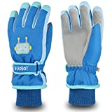 Best Warmest Gloves - Acokac Kids Winter Warmest Waterproof Snow Ski Gloves Review