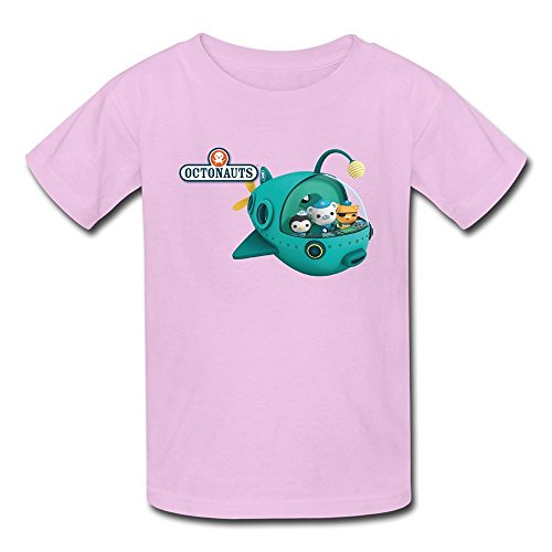 Hilary Susie Kid's Geek The Octonauts T-Shirts Small
