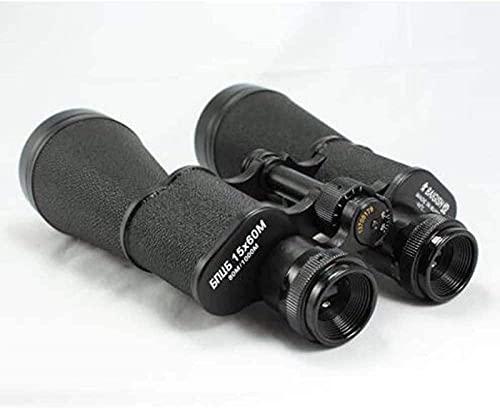 XXH Prismáticos de Gran Aumento de 15 x 60 de Gran Aumento, Completamente metálicos, de visión Nocturna HD de Gran Apertura