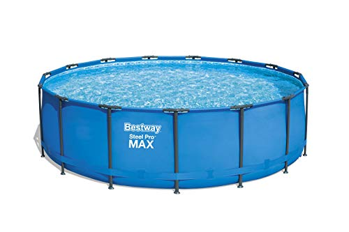 Bestway 56690E Steel Pro MAX 15' x 48' Set Above Ground Pool