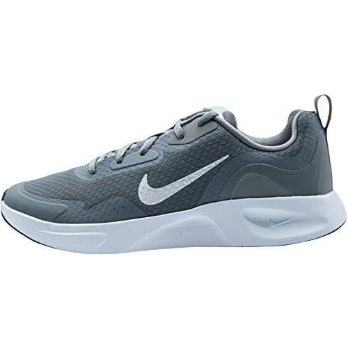 Nike WEARALLDAY, Zapatillas para Correr Hombre, Particle Grey White Black, 39 EU